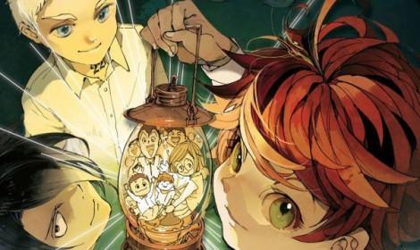 Manga Miền đất hứa - Neverland sẽ trì hoãn 1 tuần để tác giả tìm kiếm tư liệu!