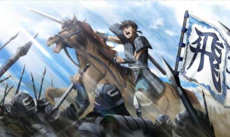 Mùa thứ 3 của Kingdom - Sự sụp đổ của nhà Tần, kế tục nhà Chu!