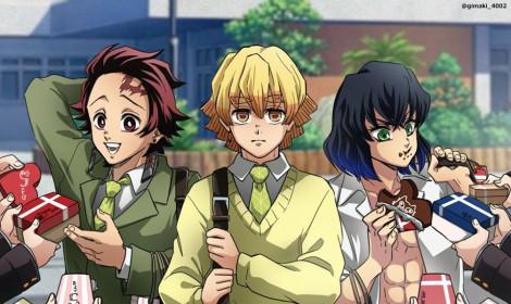 Kimetsu no Yaiba trở thành bộ manga thứ 3 mang về 1 triệu bản sau tuần đầu phát hành!
