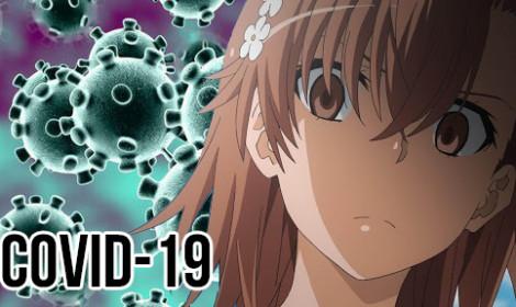 Vì dịch CoVid-19, Toaru Kagaku no Railgun T sẽ tạm ngừng phát sóng!