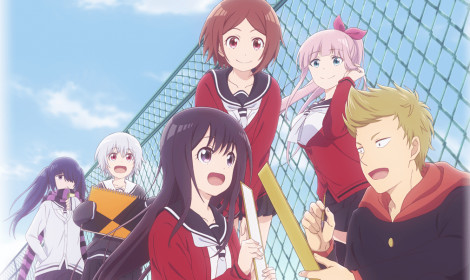 Manga Senryuu Shoujo sẽ phát hành volume cuối cùng vào tháng 6!