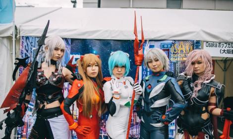 Sự kiện cosplay lớn nhất Nhật Bản đã bị hủy bỏ do dịch CoVid-19!