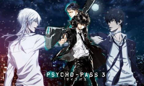 Psycho-Pass 3 công bố promo video mới cho dự án sắp ra mắt!