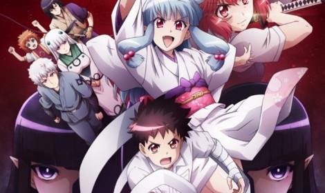 Tsugumomo season 2 công bố visual cùng promo video mới cho dự án!