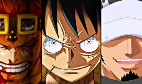 [Spoiler] One Piece chương 975 - Chiêu trò của Kinemon