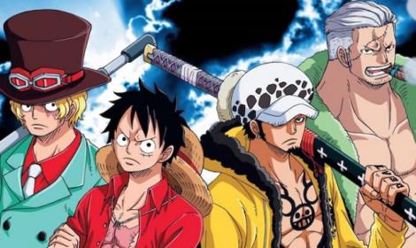 One Piece công bố sự trở lại ở công viên Universal Studios Japan vào mùa hè năm nay!