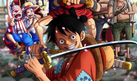 Manga One Piece cán mốc 470 triệu bản trên toàn cầu!