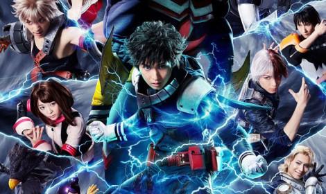 Vở kịch sân khấu Boku no Hero Academia sẽ bị hoãn lại!