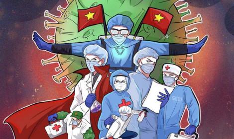 Top 5 bộ anime về y khoa! - Cảm ơn các bác sĩ ở tiền tuyến chống lại Covid-19!