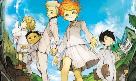 """Shonen Jump ấp ủ """"dự án đặc biệt"""" cho màn kết của manga The Promised Neverland!"""