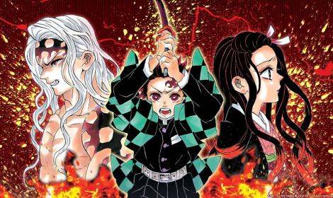 Manga Kimetsu no Yaiba chính thức kết thúc!