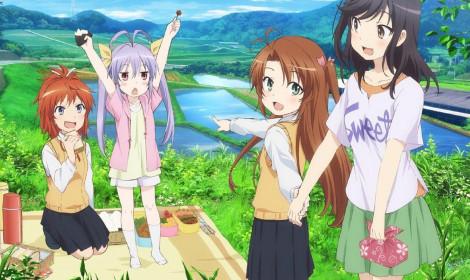 Non Non Biyori xác nhận sẽ chính thức sản xuất mùa thứ 3!