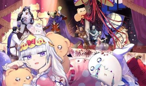 Anime Maoujou de Oyasumi - Công chúa ngủ trong tù!