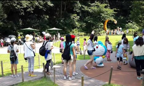 Bảo tàng Fujiko F. Fujio chính thức hoạt động trở lại sau lệnh phong tỏa!
