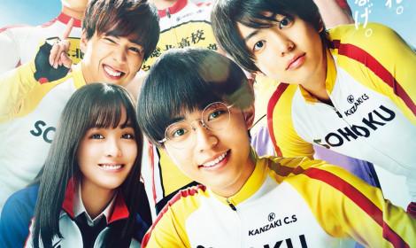 """Live-Action Yowamushi Pedal - Từ """"otaku"""" thành tuyển thủ đua xe đạp!"""