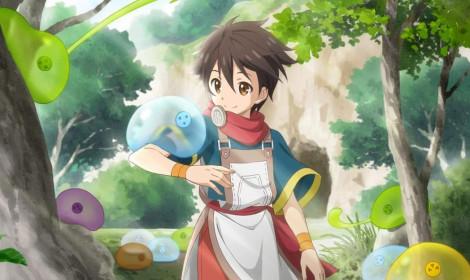 Kami-tachi ni Hirowareta Otoko - Sinh sống với cục slime!