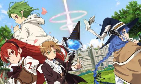 Mushoku Tensei - Chuyển sinh vào thế giới phép thuật!