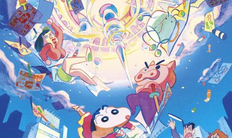 Movie Crayon Shin-chan công bố thời gian trở lại sau đại dịch Covid-19!