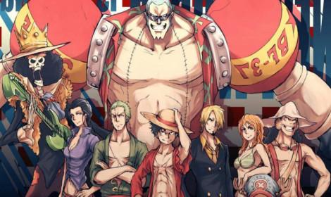 """Shounen Jump tiết lộ One Piece đang hướng tới """"Arc cuối cùng""""!"""