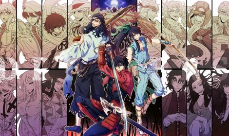 """Manga Drifters - """"Những kẻ lưu dạt"""" phát hành trở lại sau 7 tháng gián đoạn!"""