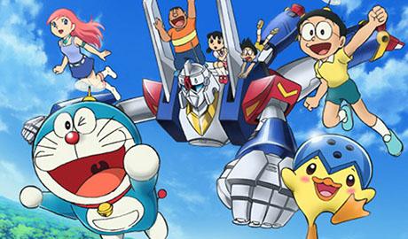 Doreamon: Nobita Và Cuộc Xâm Lăng Của Binh Đoàn Rô Bốt