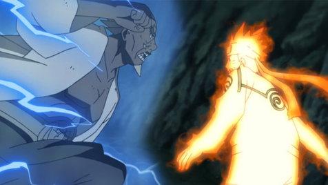 Naruto Shippuuden Tập 283 - Hai ánh hào quang