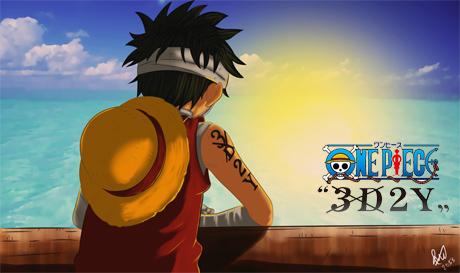 One Piece Special TVs - 3D2Y