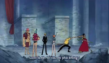 Tập 286 - Sức mạnh của trái ác quỷ! Kaku và Jyabura biến hình