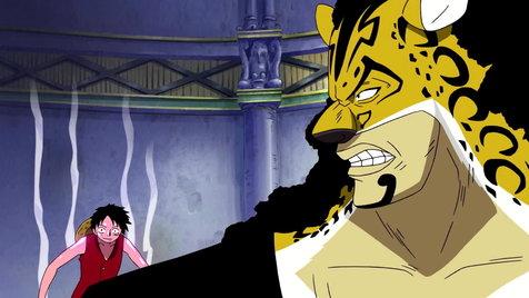 Vua Hải Tặc Tập 302 - Giải cứu Robin! Luffy và Lucci: Đỉnh điểm của cuộc  chiến