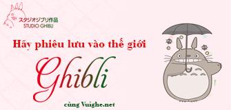 Tuyển tập anime của Studio Ghibli