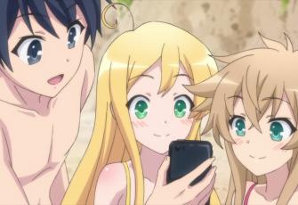 Isekai wa Smartphone to Tomo ni  Tập 10 - Biển và kì nghỉ