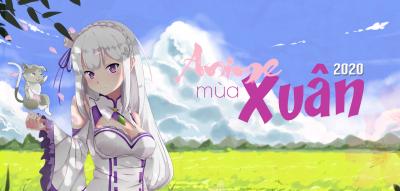 Anime mùa xuân 2020